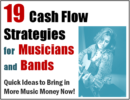 19 Cash Flow Strategies for Musicians and Bands