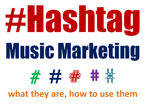 Hashtag Music Marketing