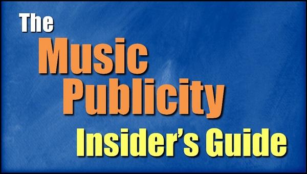 Music Publicity Insider's Guide eCourse