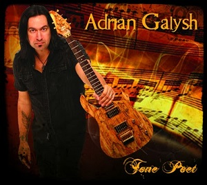 Adrian Galysh on Music Endorsements, Sponsorships & Guitar Player Magazine