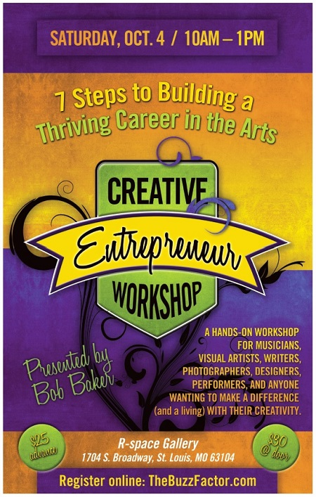 Creative Entrepreneur Workshop