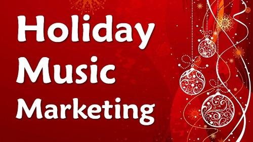 Holiday Music Marketing