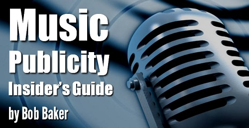 Music Publicity Insider's Guide eCourse