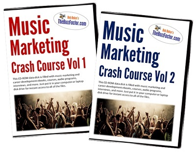 Music Marketing Crash Course