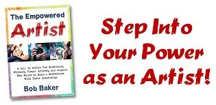 Empowered Artist book Bob Baker