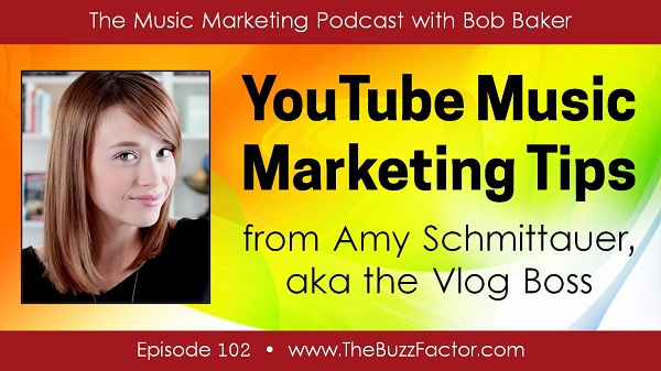 YouTube Music Marketing Tips
