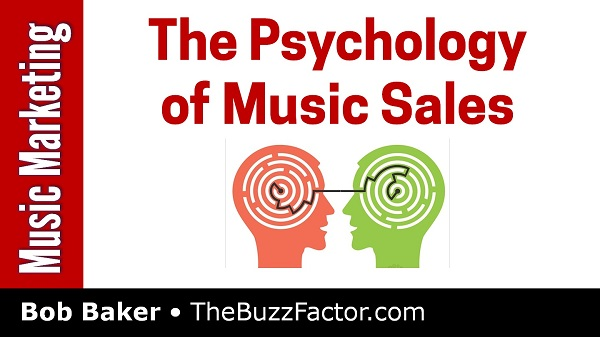 The Psychology of Music Sales