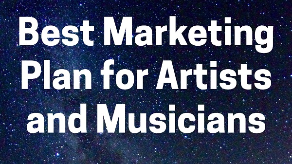 Marketing Plan for Musicians