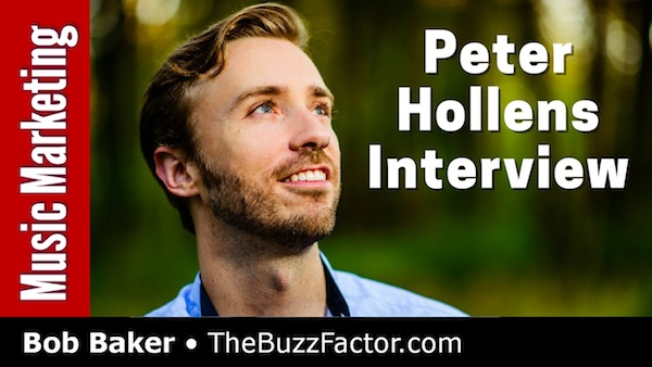 Peter Hollens Interview: Growing a YouTube Music Channel