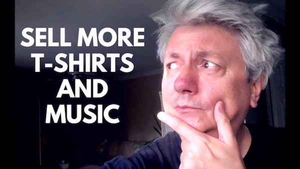 Sell More Music Merch Podcast