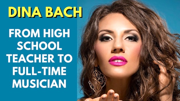 Dina Bach: From School Teacher to Full-Time Musician