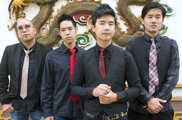 Simon Tam and The Slants
