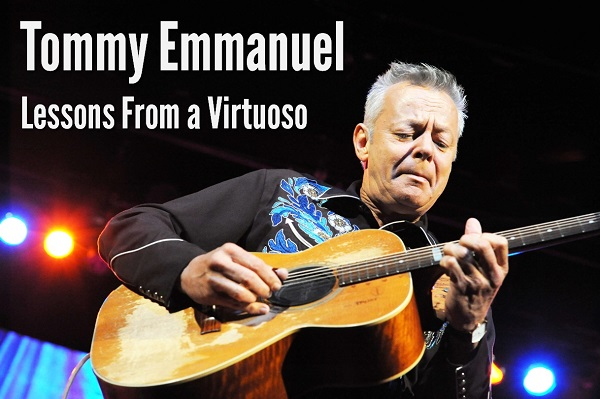Tommy Emmanuel on Loving Your Fans